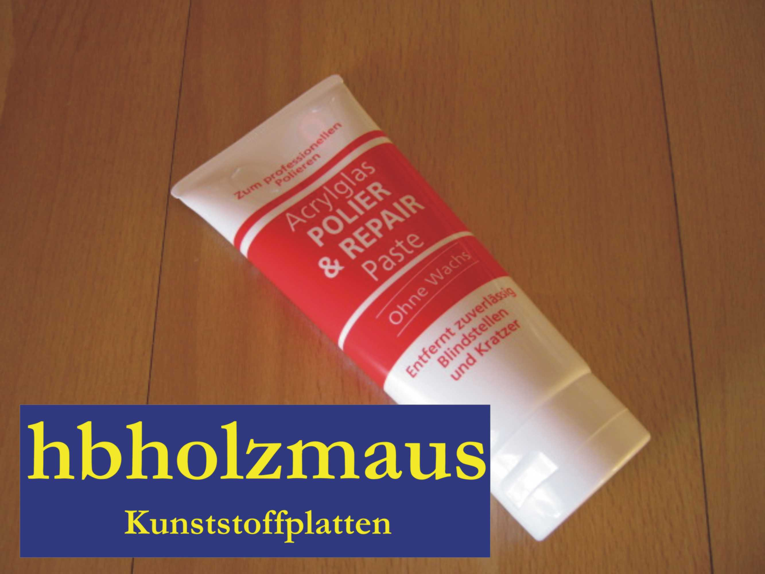 Acrylglas-Polier-Repair-Paste-200-ml-Tube-Plexiglas